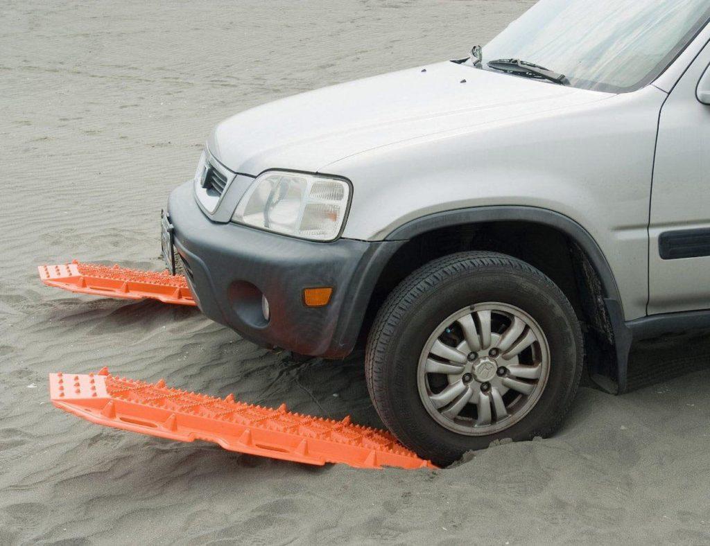 MAXSA+Escaper+Buddy+Vehicle+Traction+Mats