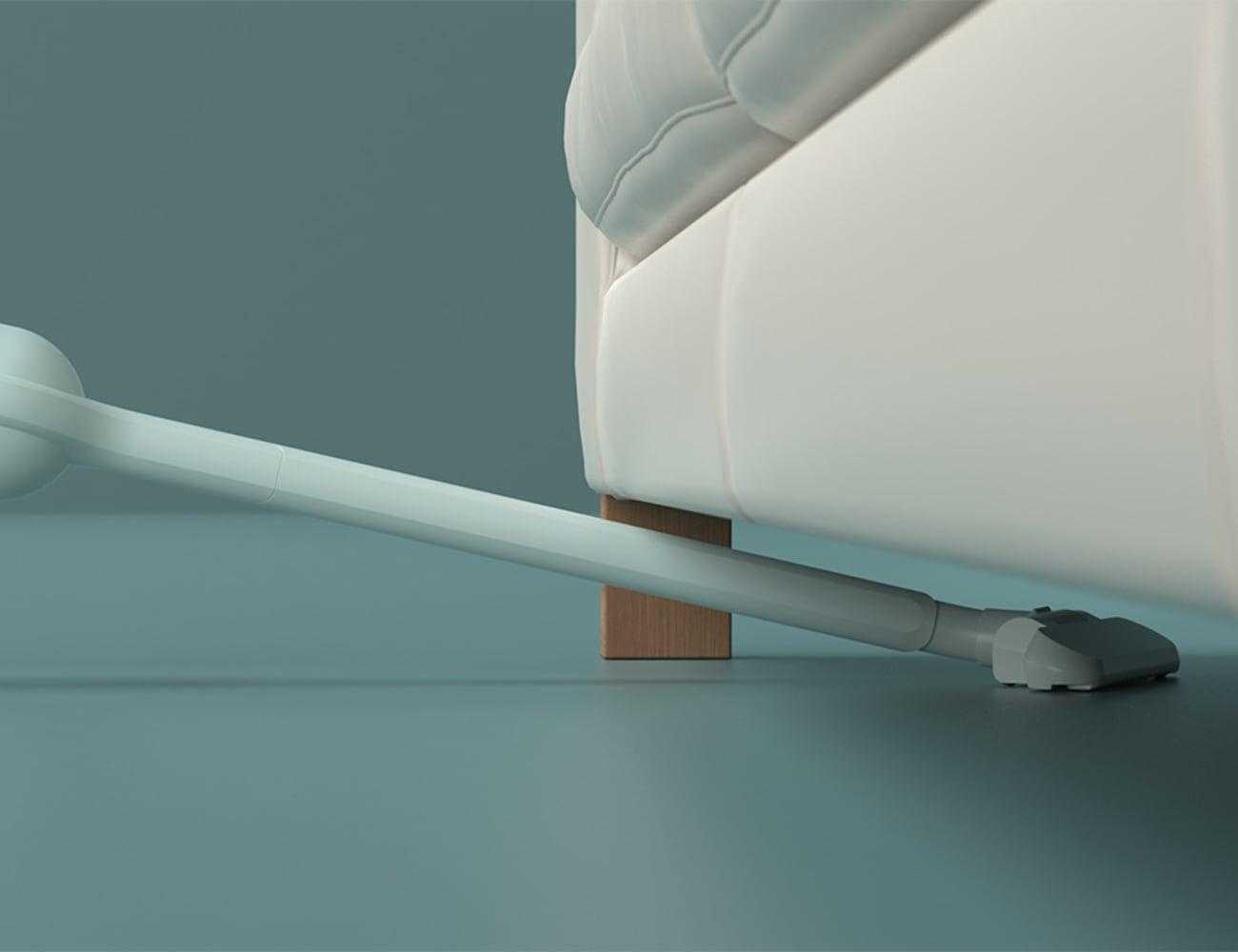 MO-ON OBICUUM Objet Vacuum Cleaner