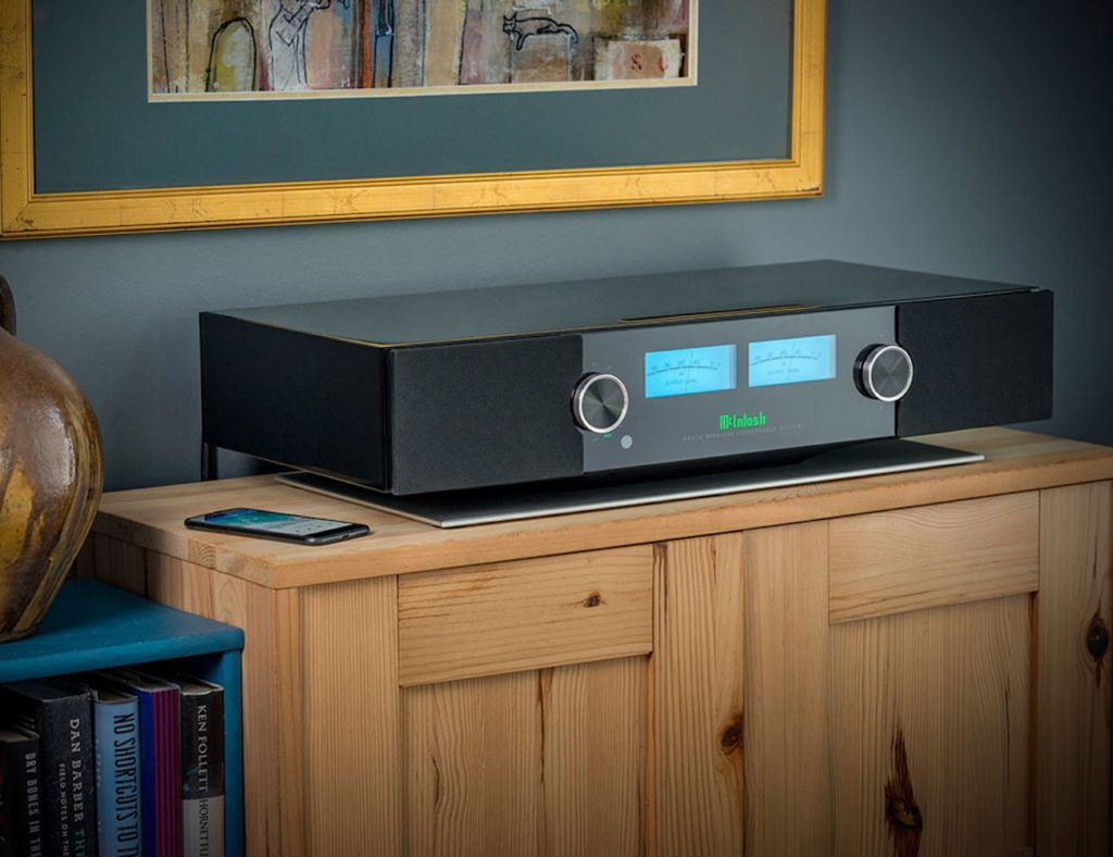 McIntosh+RS200+Wireless+Loudspeaker+System