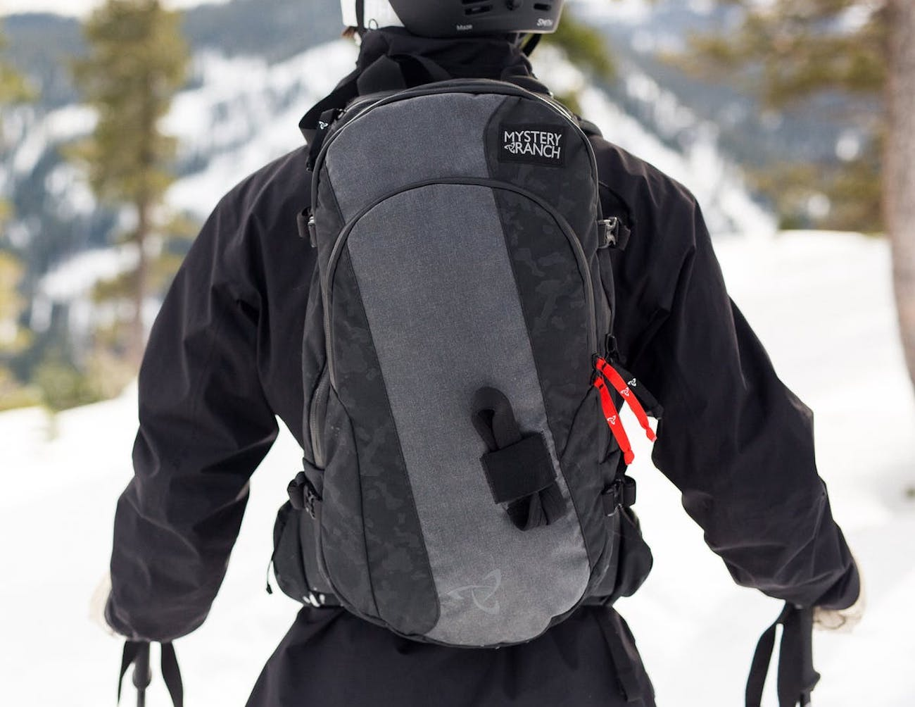Mystery Ranch Saddle Peak Daily Ski Backpack