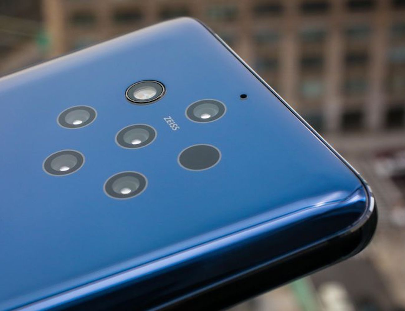 Nokia 9 PureView Five Camera Smartphone takes incredible photos