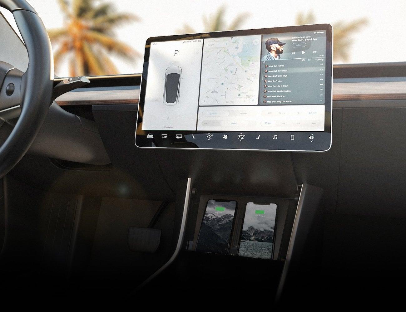Nomad Tesla Model 3 Wireless Charger » Gadget Flow