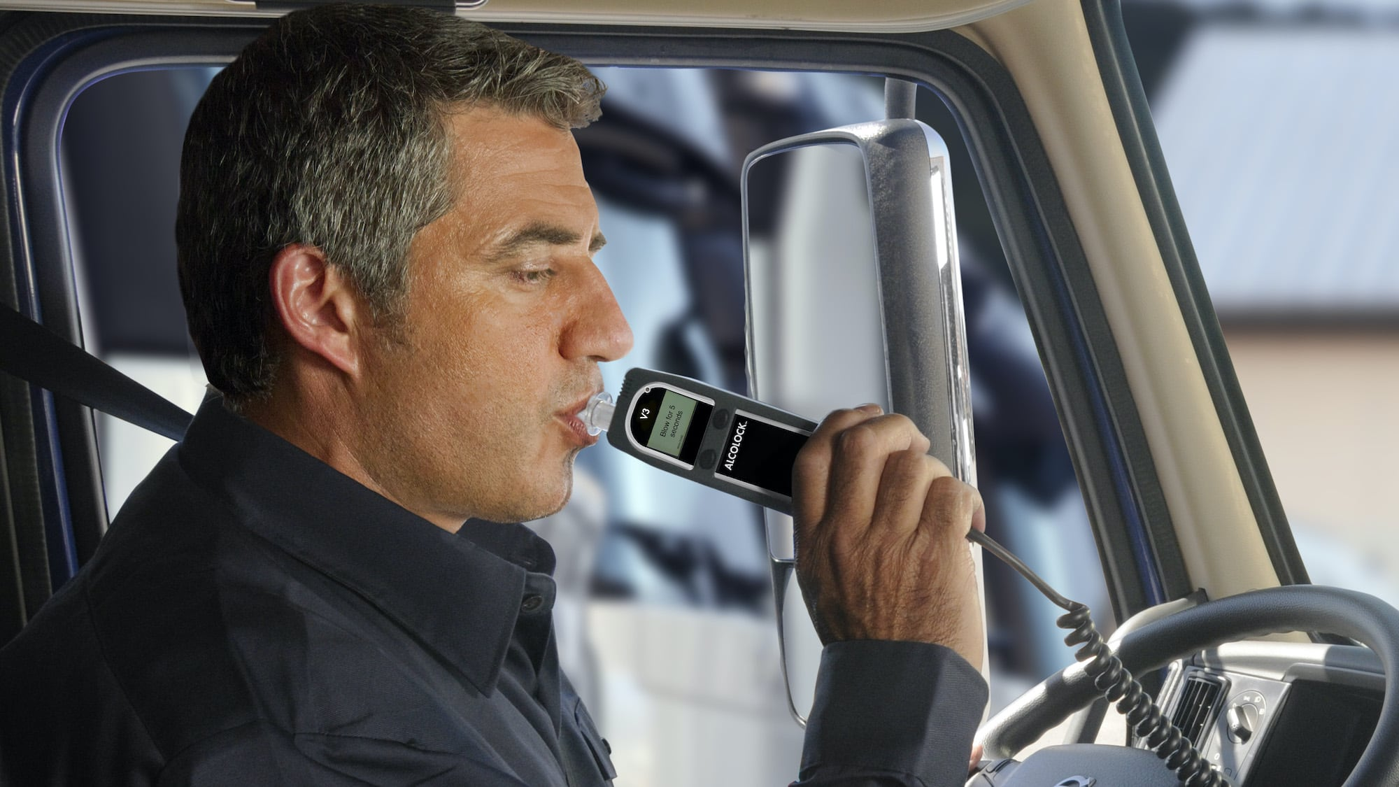 Not Your Child Ignition Interlock Device Vehicle Breathalyzer helps keep your family safe