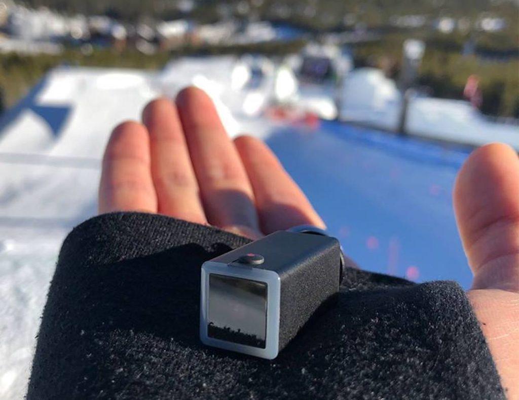 OPKIXOne+Tiny+Wearable+Video+Camera