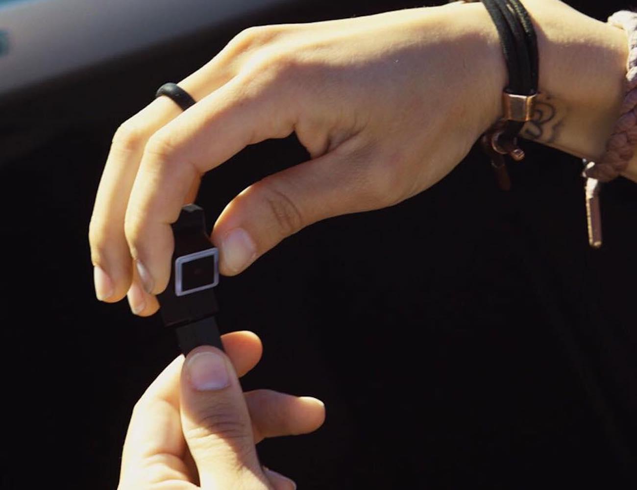 OPKIXOne Tiny Wearable Video Camera