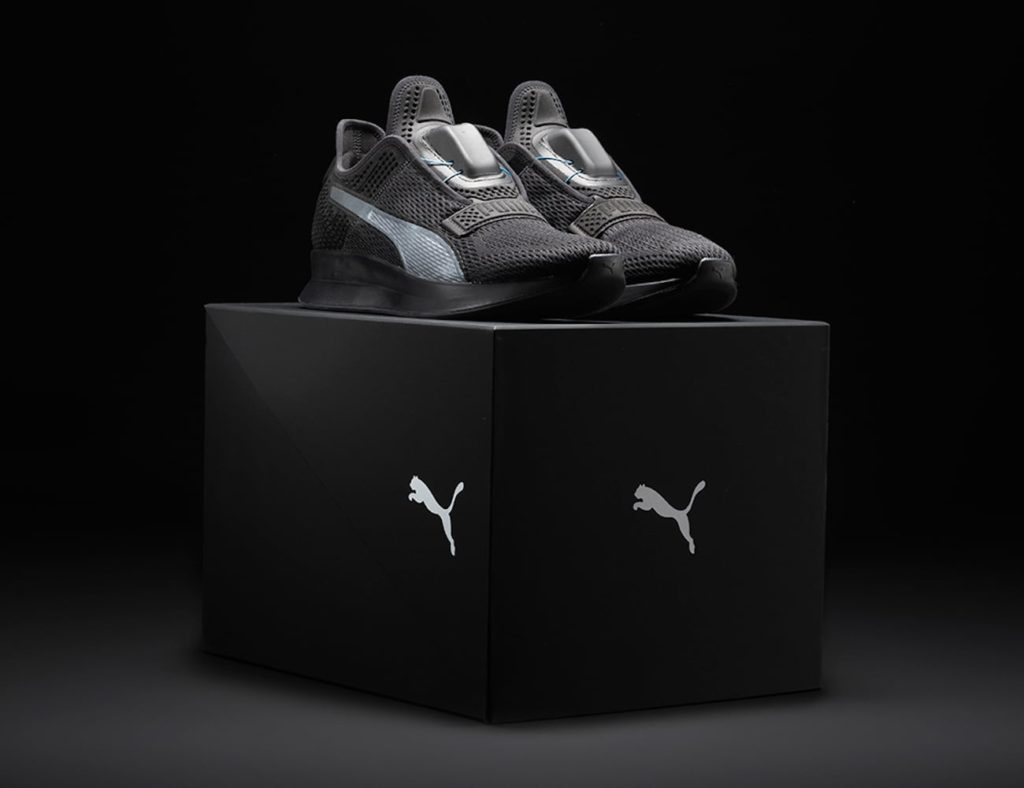 PUMA+Fit+Intelligence+Self-Lacing+Training+Shoe+does+it+all+for+you
