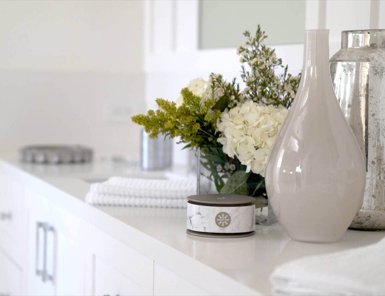 PURE Portable Aromatherapy Air Purifier