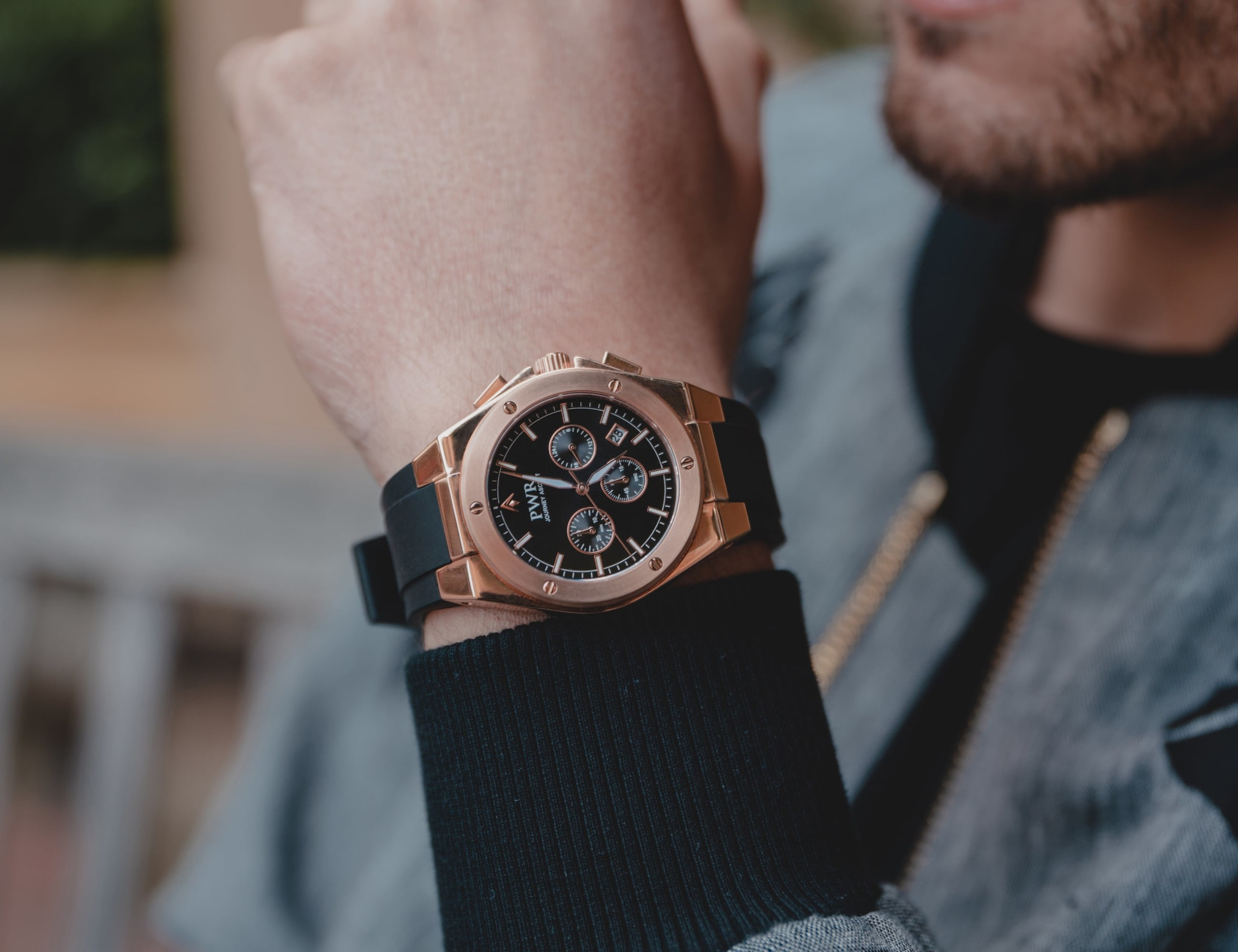 PWR Journey Ascent Luxury Watches
