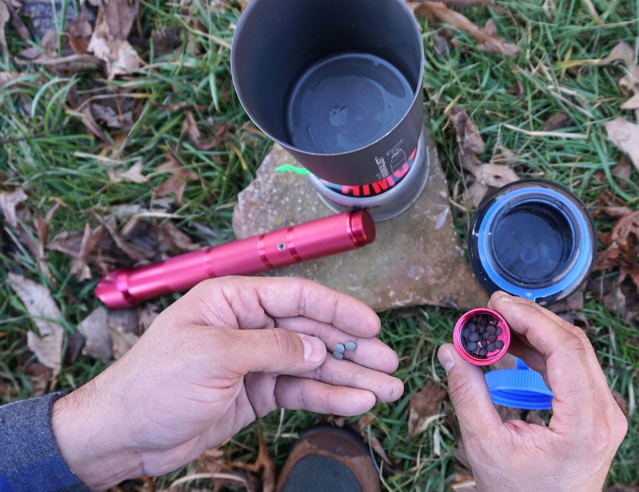 PYYROS Modular Flashlight Multi Tool is ready for anything
