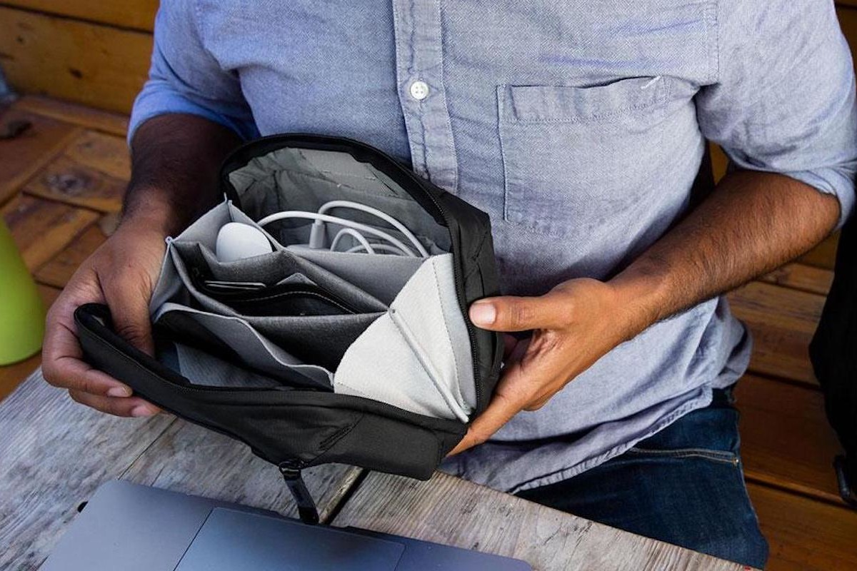 Peak Design Travel Tech Pouch protects your gadgets on the go