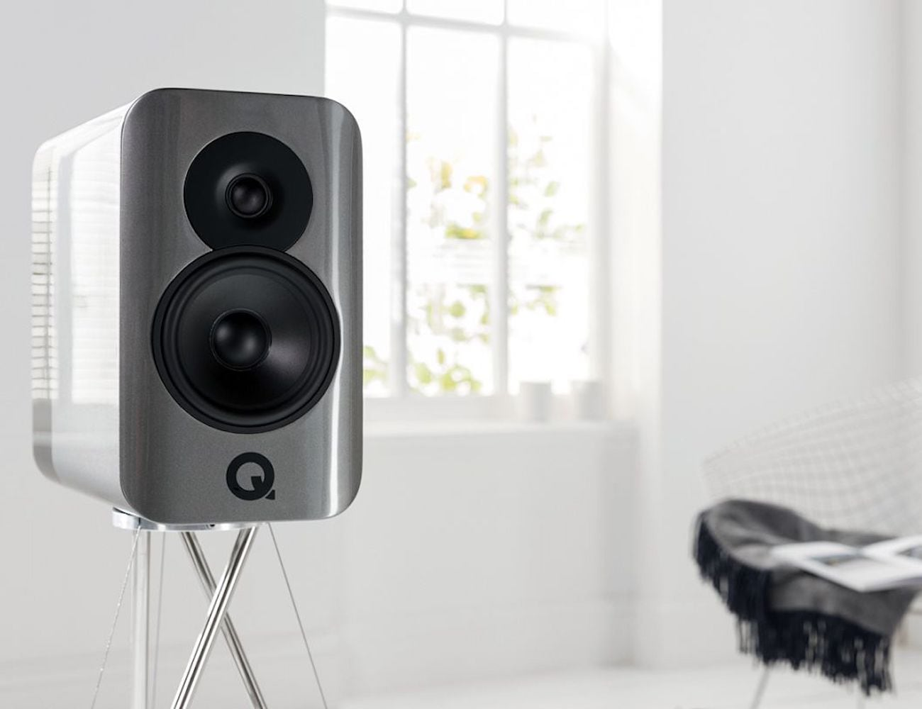 Q Acoustics Concept 300 Hi-Fi Stereo Speaker