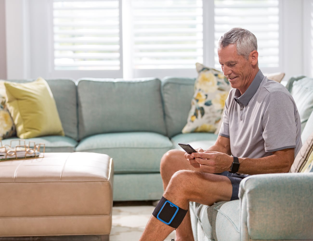 Quell 2.0 Wearable Pain Relief Device helps relieve chronic pain
