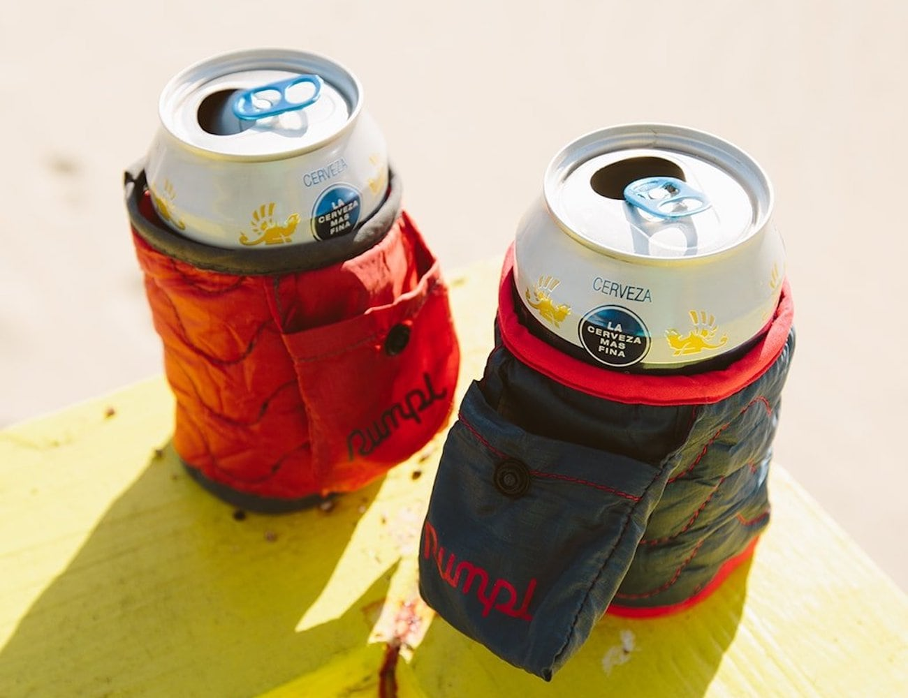 Rumpl Beer Blanket Ultimate Beer Koozie
