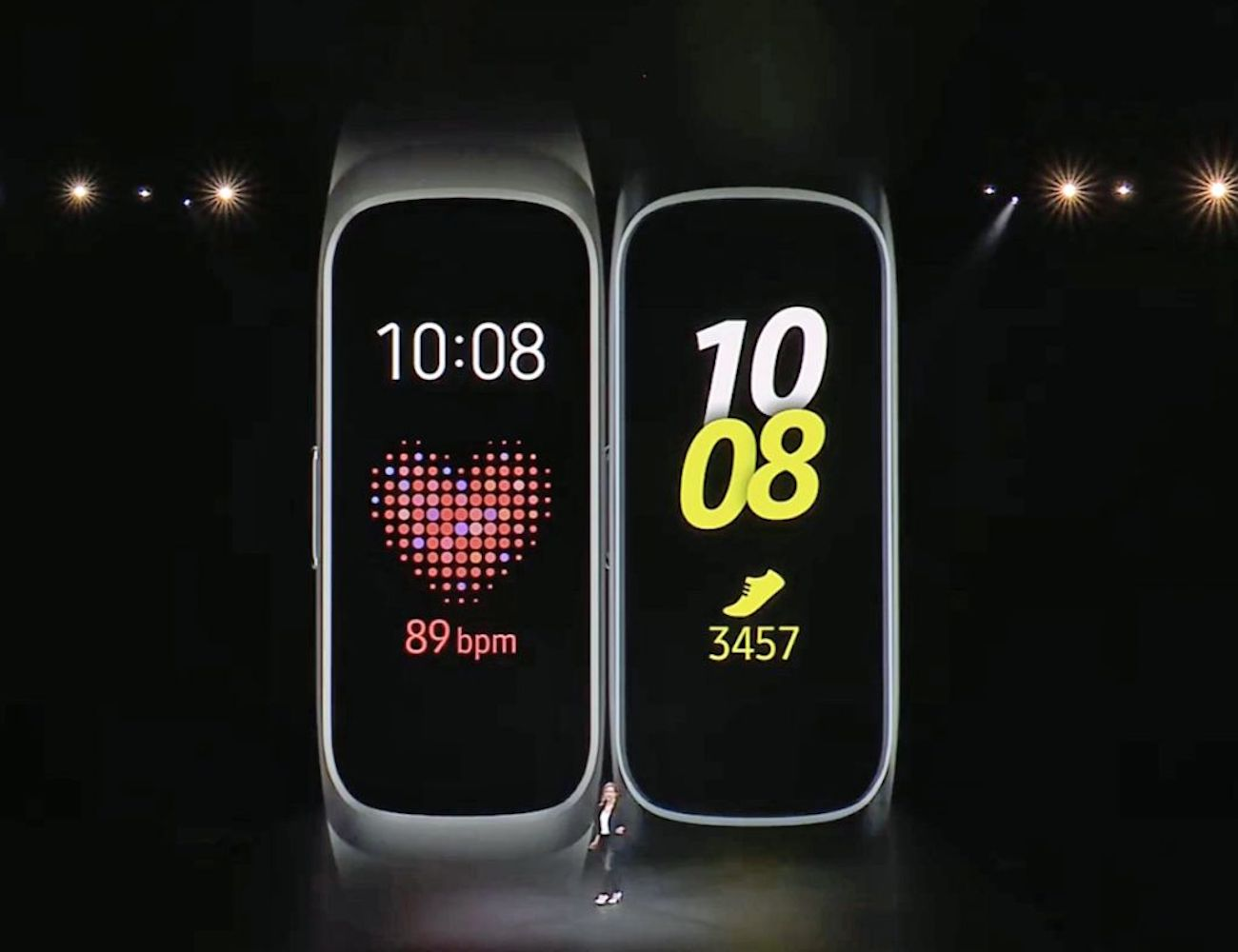 Samsung Galaxy Fit Fitness Tracker Wearable