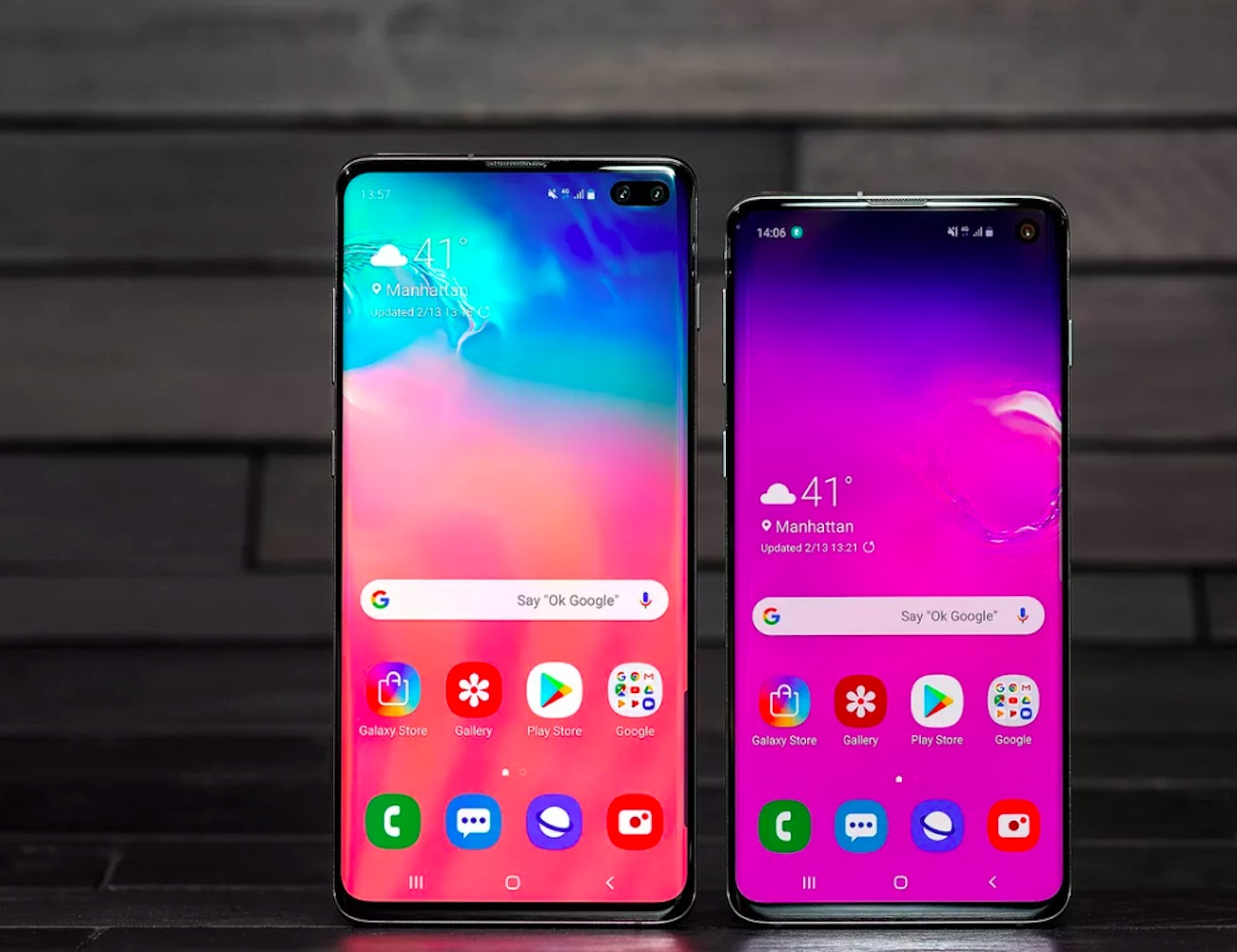 Samsung Galaxy S10 Next Generation Smartphone