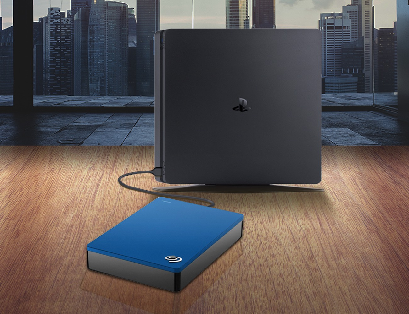 Seagate PS4 External Game Drive