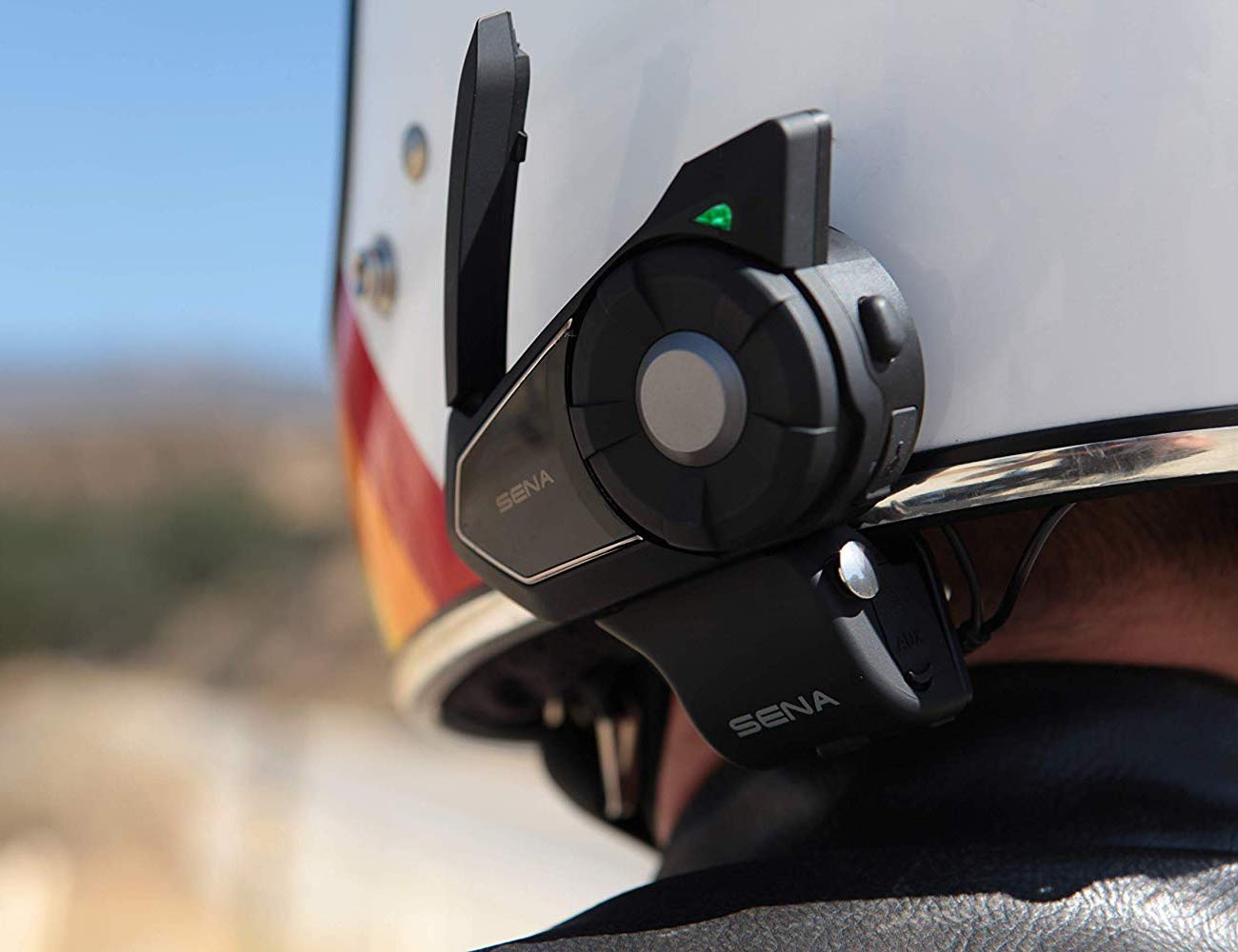 Sena 30K Motorcycle Bluetooth Communication System