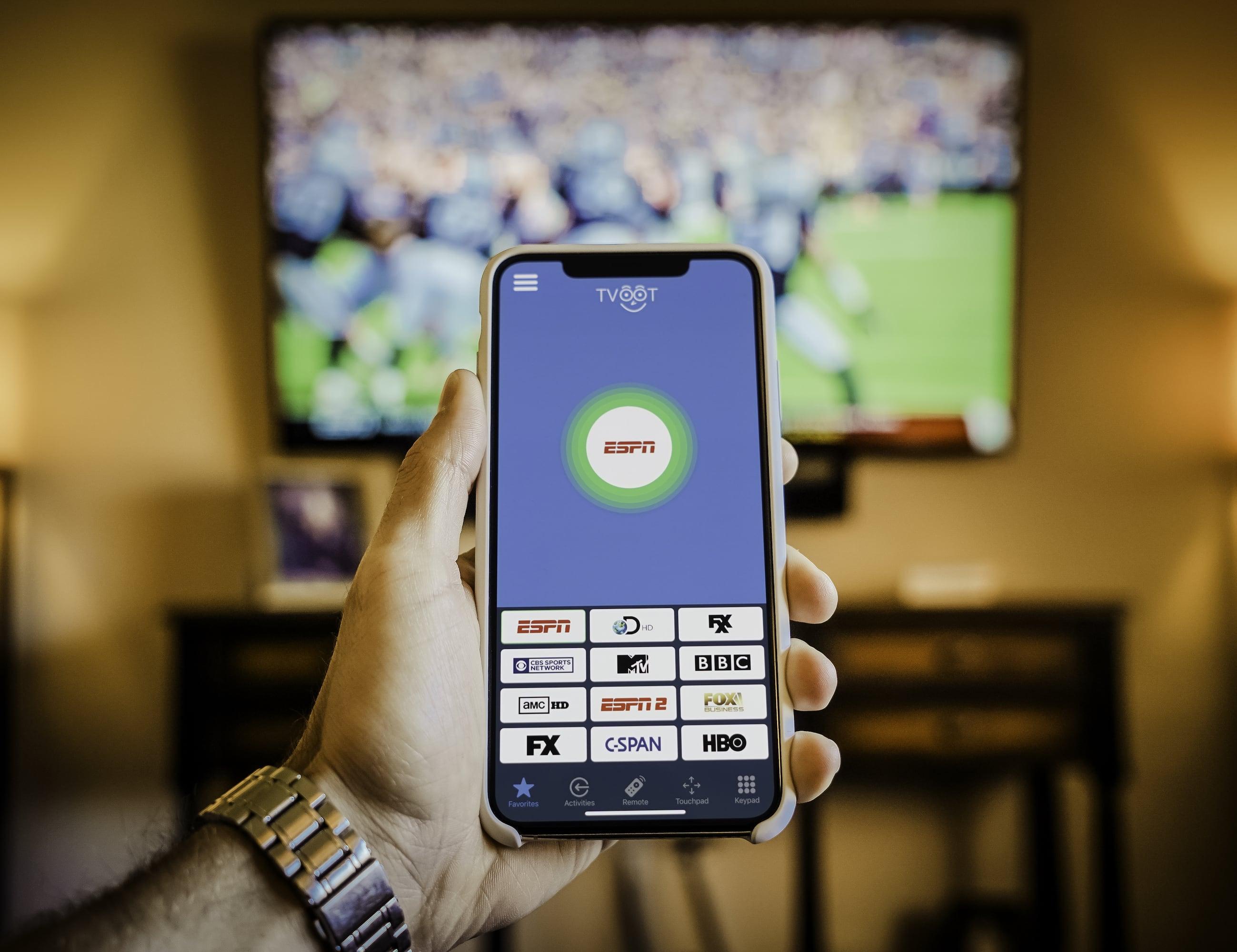 TVOOT Crowd-Powered Social TV Platform