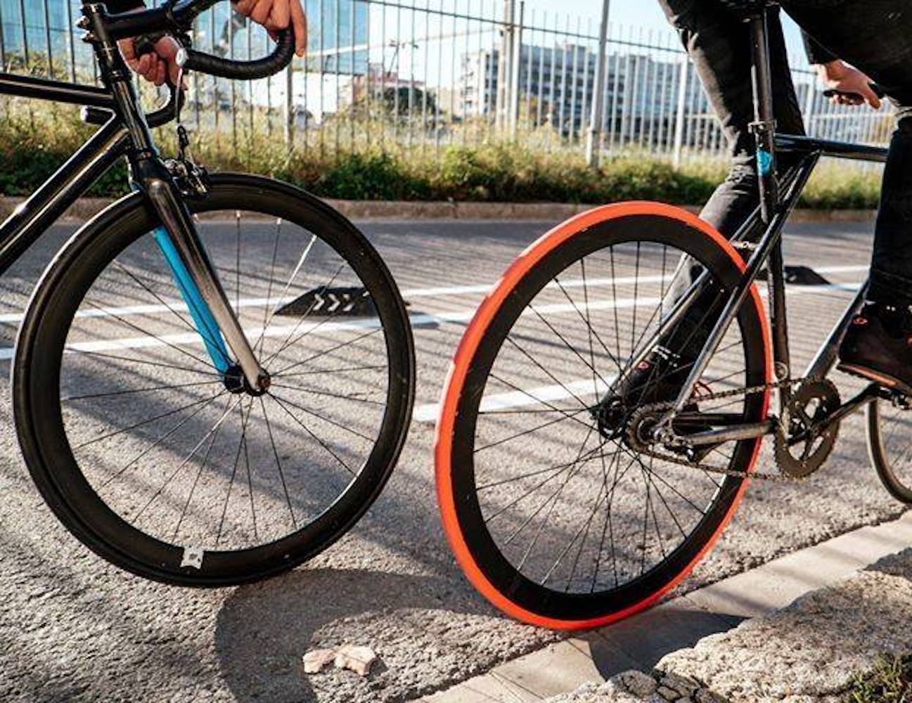 Tannus Airless Bicycle Tires