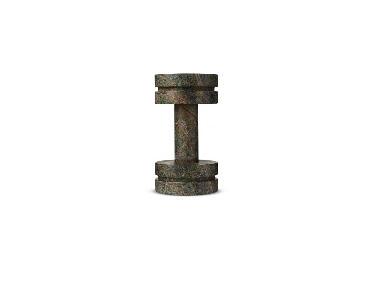 Tom Dixon Rock Weight Marble Dumbbell 187 Gadget Flow