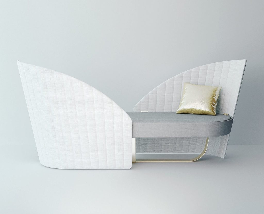 Transformer+SHELL+Sofa+Multifunctional+Couch