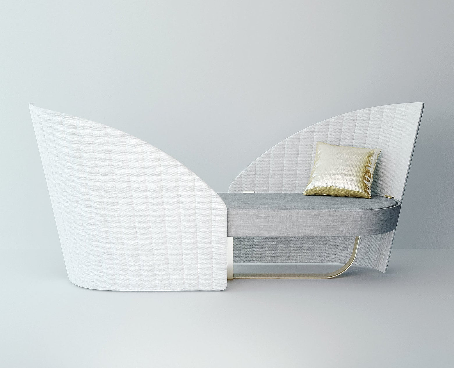 Transformer SHELL Sofa Multifunctional Couch