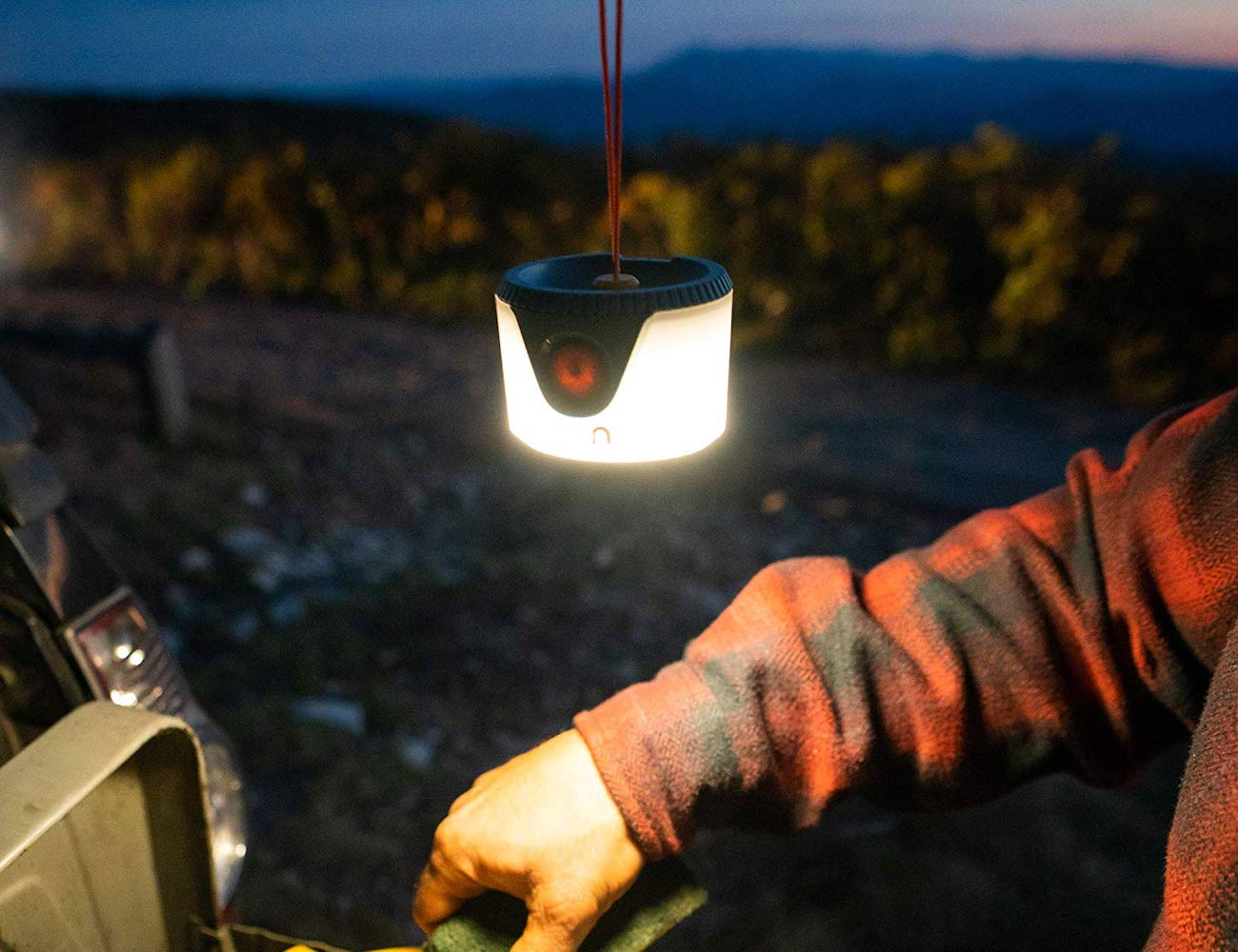 UCO Sprout Mini Camping Lantern loading=
