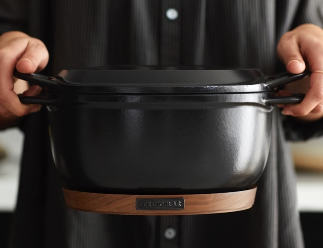 Vermicular Waterless Enameled Cast Iron Pots will improve any meal