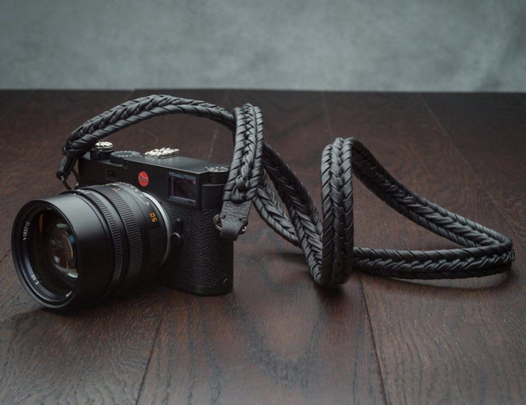 Vi+Vante+Ultime+Blackout+Braided+Camera+Strap
