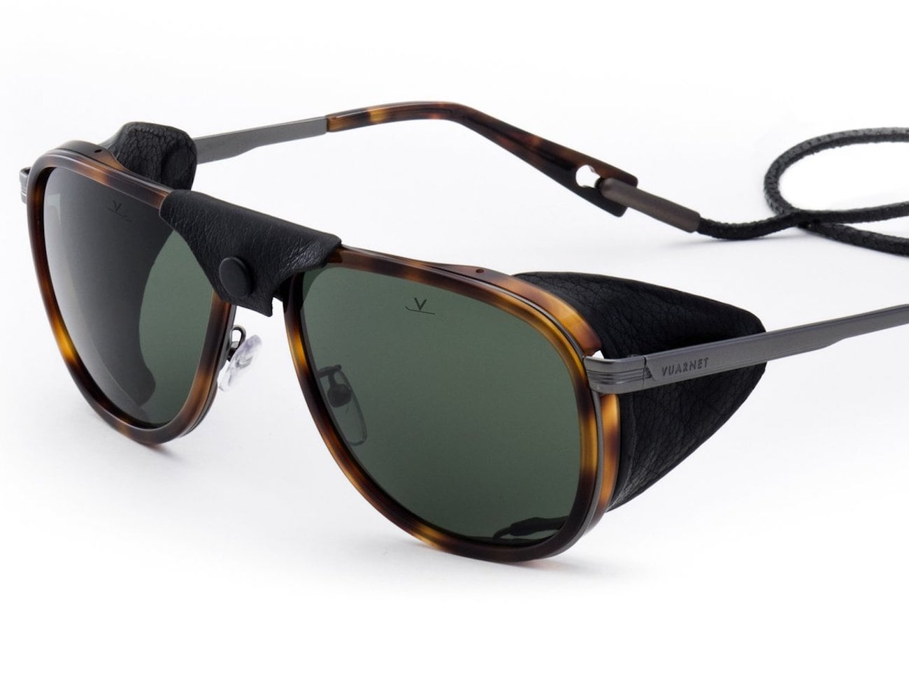 7ab5305a543 Vuarnet Glacier Versatile Pilot Frame Sunglasses » Gadget Flow