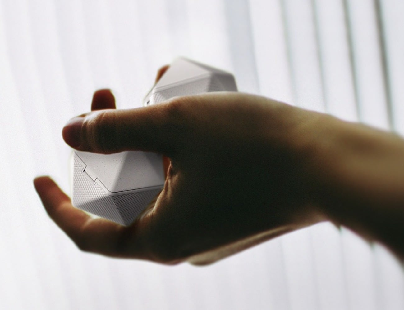 Walnut Personal Health Fidget Toy monitors blood sugar levels