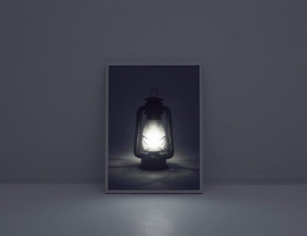YOY+Depth+Light-Emitting+Wall+Art