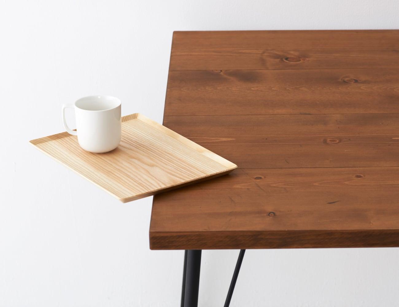 YOY Protrude Minimalist Wooden Tray