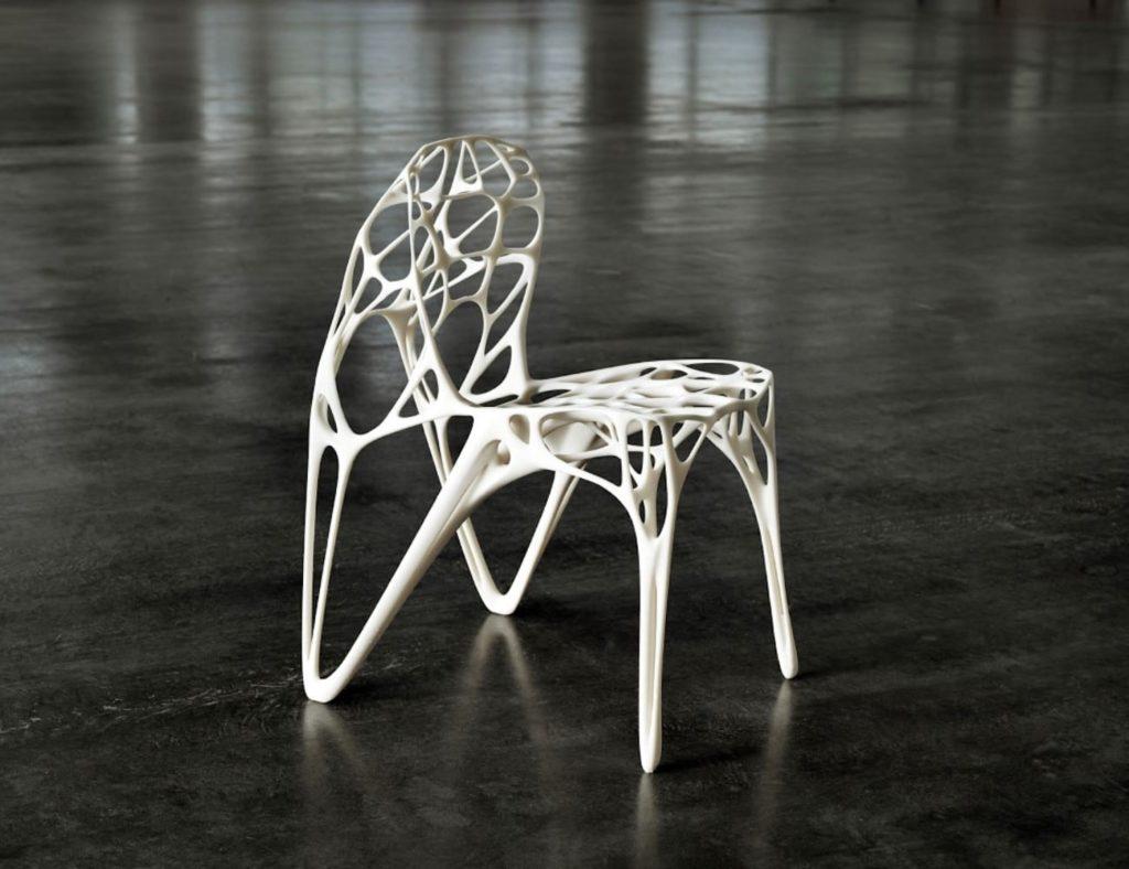 Yanko+Design+Parametric+Design+Generico+Chair