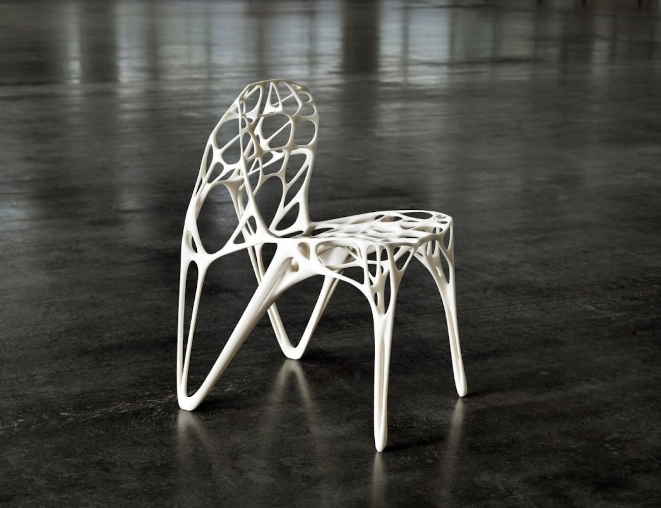 Yanko Design Parametric Design Generico Chair