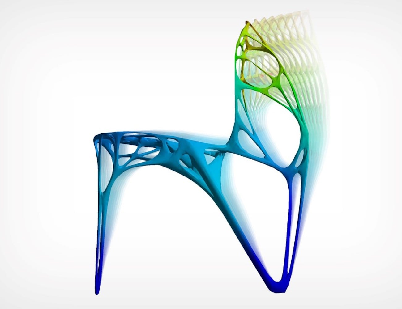Yanko Design Parametric Design Generico Chair » Gadget Flow