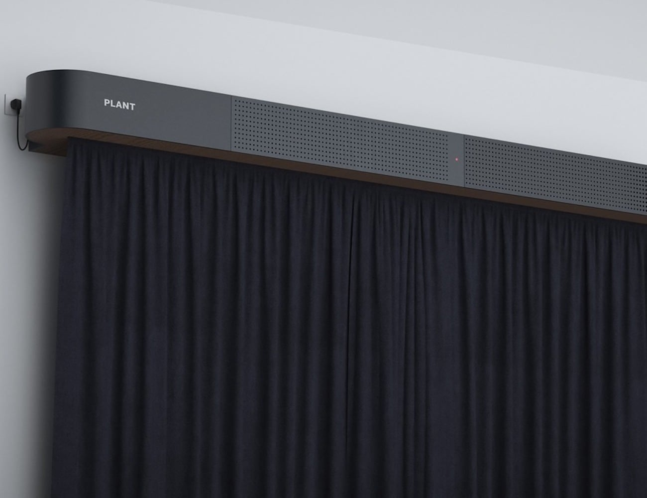 Yanko Design Plant Air-Purifying Window Curtains