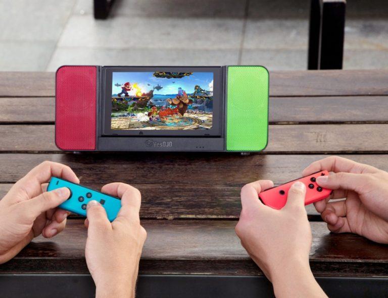 YesOJO+Nintendo+Switch+Bluetooth+Speaker