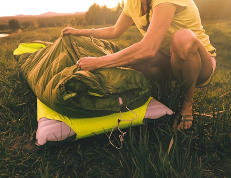 Zenbivy+Bed+Backcountry+Sleeping+Bag+lets+you+sleep+in+any+position