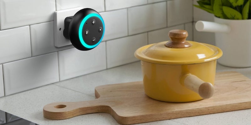 i-box Ellipsis Alexa-Enabled Smart Speaker