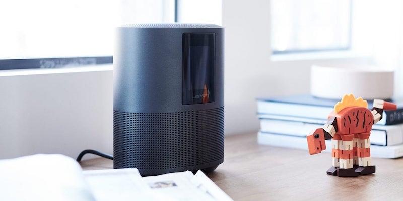 Bose Home Speaker 500 Alexa-Powered Smart Speaker