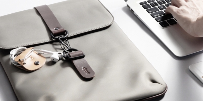 Waterproof Laptop Pouch - 11 MacBook accessories that we really love