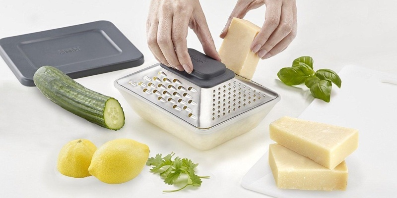 Joseph Joseph Prism Box Grater - Love pizza? Here are the gadgets you need to make the best pie
