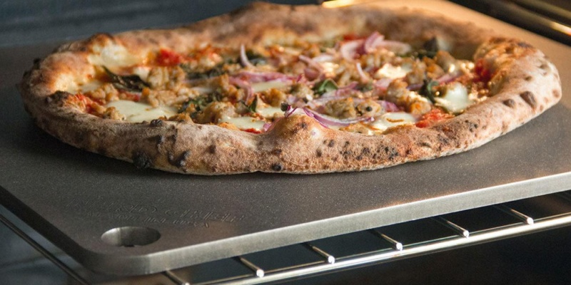 NerdChef Steel Cooking Stone - Love pizza? Here are the gadgets you need to make the best pie