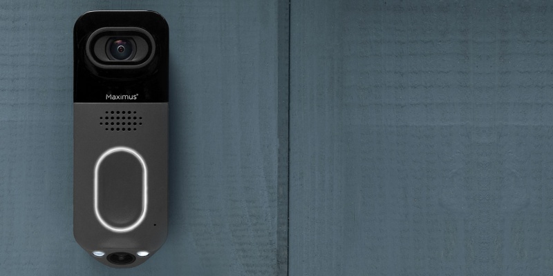 Maximus Answer DualCam Video Doorbell - The best smart doorbells we've seen so far in 2019