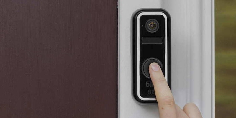Blink Intelligent Video Doorbell - The best smart doorbells we've seen so far in 2019