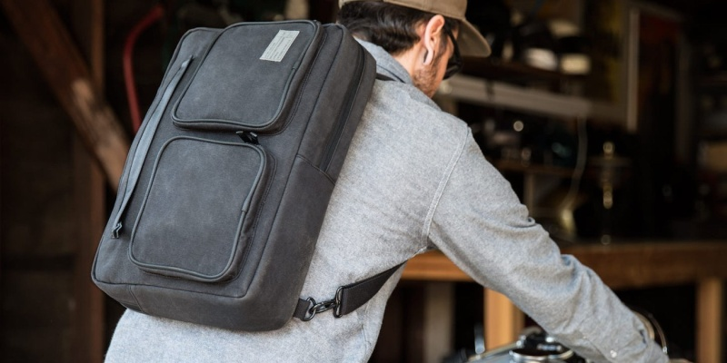- 8 Laptop bags that are sure to improve your daily commuteSupply Convertible Laptop Briefcase