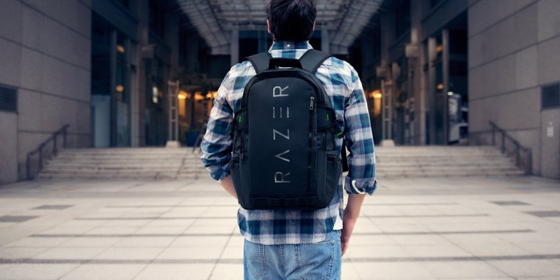 Razer Rogue Gaming Laptop Backpack - 8 Laptop bags that are sure to improve your daily commute