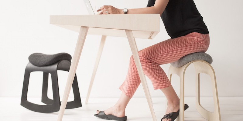 Muista Active Desk Chair
