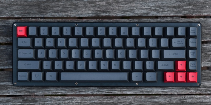 NightFox Compact Mechanical Keyboard - 11 Office gadgets that will improve your 9-5 job